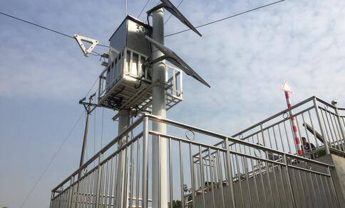 万州区水文站及山洪水文监测预警系统运行维护项目