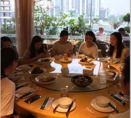 2018年端午节聚餐